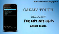 Calvin touch recovery