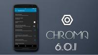 Chroma&Paranoid Rom For DG800