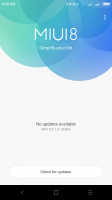 MIUI 8 v8.0.1 Rom for HTC Desire 620G