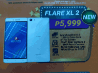 Philz Recovery 6.59.0 for Cherry Mobile Flare XL 2.0
