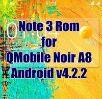 Note 3 Rom For Qmobile A8