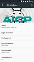 AICP 11 for Alcatel Flash 2