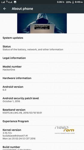 ROM HackerOne UI v3 | [Custom]-[Updated] add the 11/18 ...