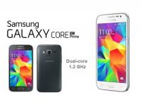 Samsung Galaxy Core Prime STOCK ROM KitKat 4.4.4 SM-S820L