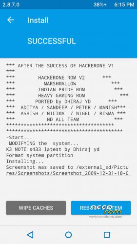 ROM HackerOne ui v2 base on s433   [Custom]-[Updated] add ...