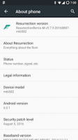 ResurrectionRemix M v5.7.3