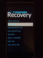 RECOVERY CYAGONGENMOD