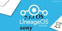 Sony Xperia ZR (dogo)Lineage 14.1