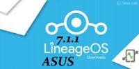 Asus Zenfone 2 Laser (720p) (Z00L)Lineage OS 14.1 (Official)