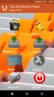 TWRP 3.0.2 Design Wileyfox Spark