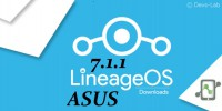 Asus Zenfone 2 720p (Z008)	Lineage OS 14.1 (Official)