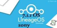 Sony Xperia Tablet Z (pollux_windy)Lineage 14.1