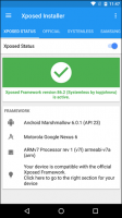 Xposed Installer for Lollipop and Marshmallow