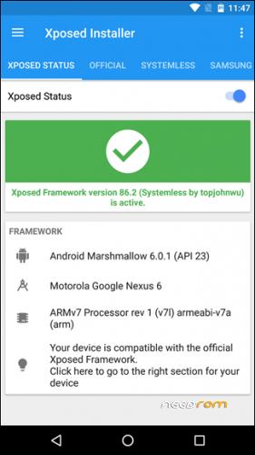 xposed installer 3.1.1