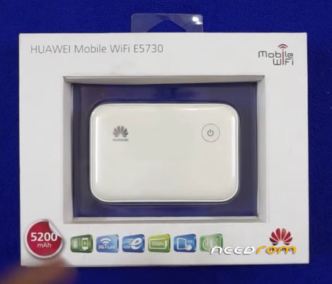 ROM Huawei E5730 MiFi router / 3G 42Mbps / Ethernet Dual Access