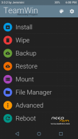 Material Twrp V3.0.2 Plus More..