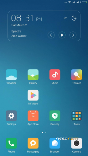 Rom]MIUI 8 6 11 24 [COOLPAD NOTE 3 PLUS][MT6753] « Needrom