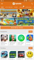 Aptoide #1 app market
