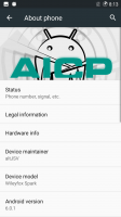 AICP FOR COOLPAD NOTE 3 LITE