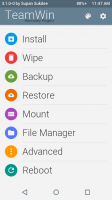 TeamWin Recovery Project 3.1.0-0(Material) A536