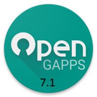 GAPPS 7.1 29/3/2017