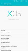 X OS Chameleon v2.0.0 for CUBOT NOTE S (DL2016) PORTED BY-gteck dev-