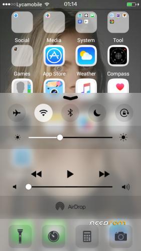 ROM Lenovo A536 iOS 9 1 ROM | [Custom] add the 03/19/2017 on