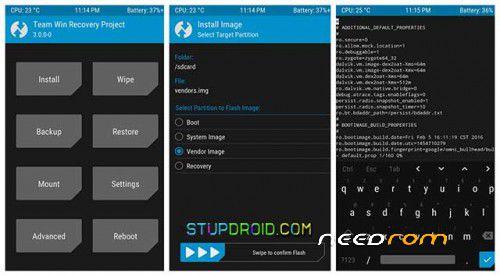 ROM twrp for Huawei Y6 ii | [Custom] add the 03/03/2017 on Needrom