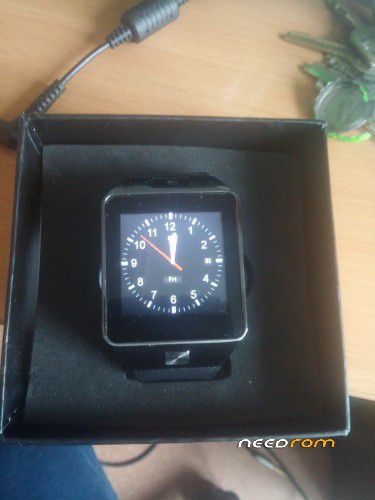 ROM Smartwatch DZ09 WORKING TOUCHSCREEN   [Official] add the 03/11