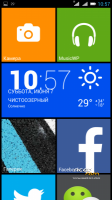 Huawei Ascend G700 WP 8.1