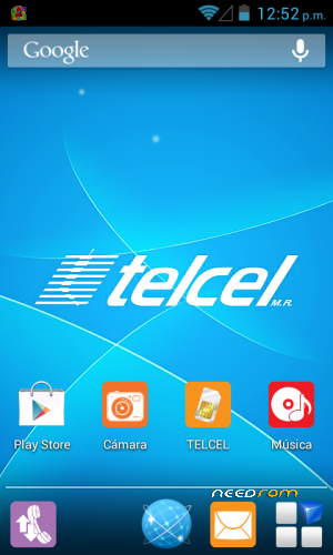 ROM ZTE C2 V809 Stock Rom Telcel MX Android 4 2 2 Jelly Bean without