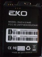 need rom for eko duos 4.0