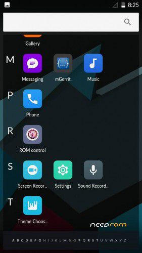 AOKP FOR COOLPAD NOTE 3 LITE « Needrom – Mobile