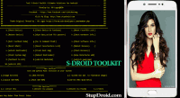 S Droid Toolkit main update