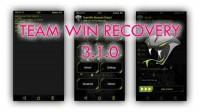 Recovery 3.1.0 for meizu m2 mini