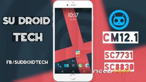 ROM CyanogenMod 12 1 Rom For SC7731 and SC8830 Lollipop   [Custom
