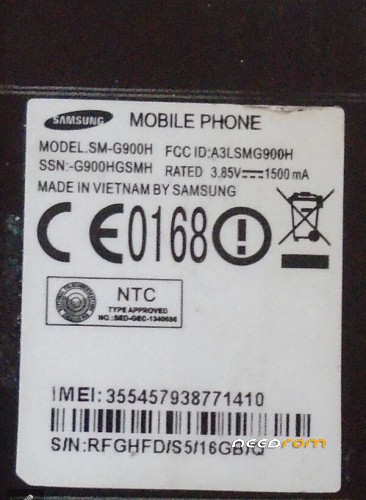 I need firmware sm-g900h made in Vietnam by Samsung