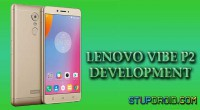 Official android 7.0 Nougat update For Lenovo P2 P2a42 [S232]