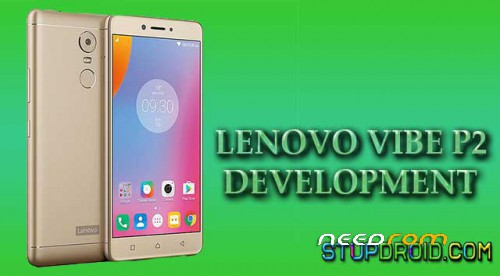 Official android 7 0 Nougat update For Lenovo P2 P2a42 [S232