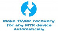 TWRP MAKER [MTK]
