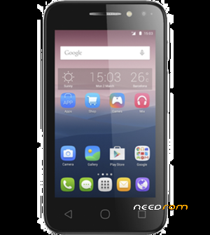 ROM ALCATEL PIXI 4 (4) 4034G | [Official] add the 05/03/2017 on Needrom