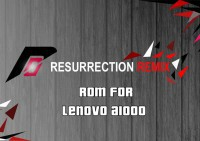 Resurrection Remix V5.7.4 ROM