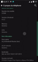 ALLIVOS 2.1 ROM For CONDOR C8