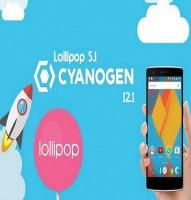 CyanogenMod 12.1 ROM GT-I9305
