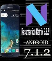 Resurrection Remix 5.8.3 NIGHTLY Samsung Galaxy S3 GT-I9300