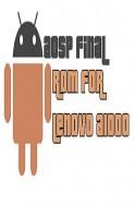 LAOSP FINAL ROM