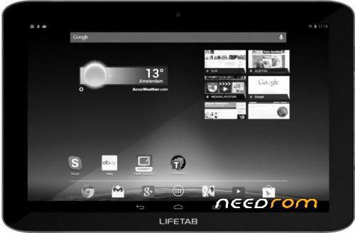 ROM [firmware] Medion Lifetab E10320 [MD98641] for RK3188 | [Custom