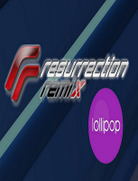 Ressurection Remix 5.1 NIGHTLY Archos 50 Cobalt