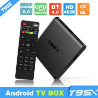 Unbreak T95X TV BOX Fix