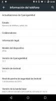 CyanogenMod 12.1 (PORT)